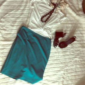 NWT Midi skirt